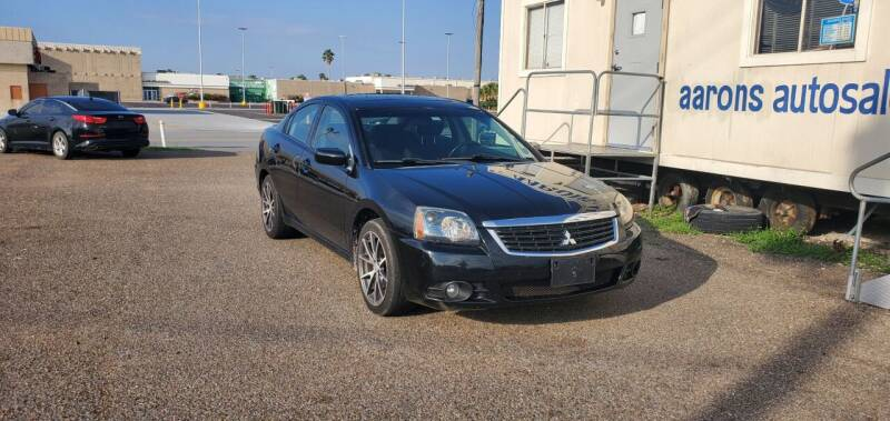 2009 Mitsubishi Galant for sale at Aaron's Auto Sales in Corpus Christi TX