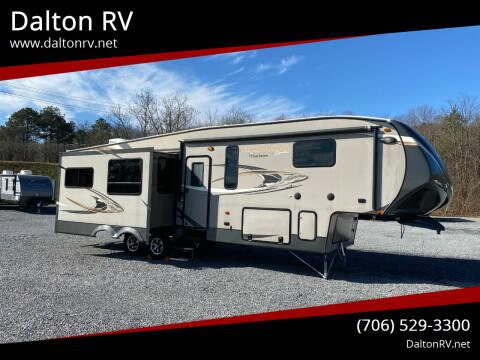 2015 Forest River Chaparral 343RLTS for sale at Dalton RV in Dalton GA