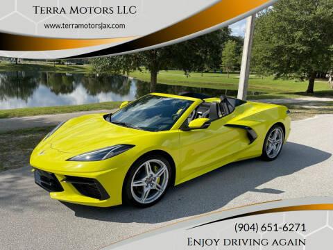 2021 Chevrolet Corvette for sale at Terra Motors LLC in Jacksonville FL