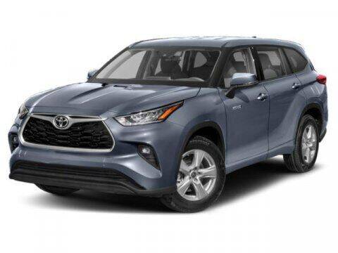 2020 Toyota Highlander Hybrid for sale at Quality Toyota - NEW in Independence MO