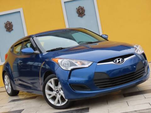 2016 Hyundai Veloster for sale at Paradise Motor Sports LLC in Lexington KY