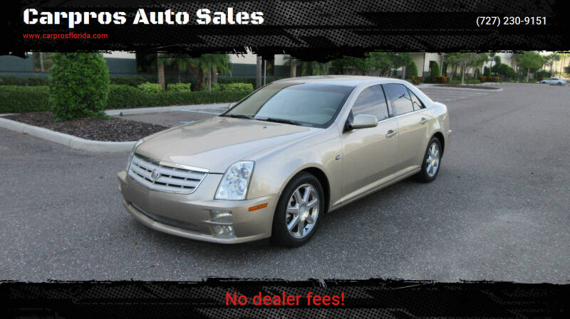 2005 Cadillac STS for sale at Carpros Auto Sales in Largo FL
