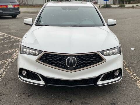 2019 Acura TLX for sale at Nasa Auto Group LLC in Passaic NJ