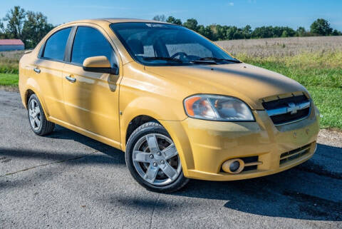2009 Chevrolet Aveo for sale at Fruendly Auto Source in Moscow Mills MO