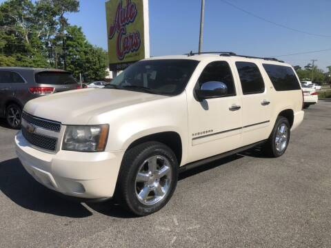 2011 Chevrolet Suburban for sale at Auto Cars in Murrells Inlet SC