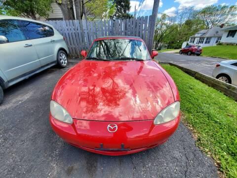 2001 Mazda MX-5 Miata for sale at Prospect Auto Mart in Peoria IL