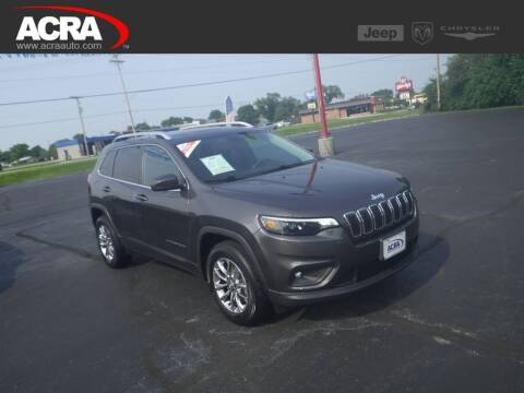2019 Jeep Cherokee for sale at BuyRight Auto in Greensburg IN