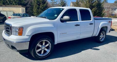 2010 GMC Sierra 1500 for sale at R & R Motors in Queensbury NY