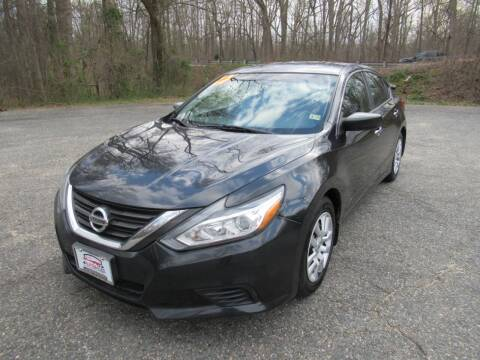 2017 Nissan Altima for sale at 4Auto Sales, Inc. in Fredericksburg VA