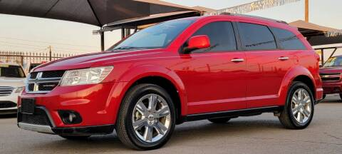 2015 Dodge Journey for sale at Elite Motors in El Paso TX