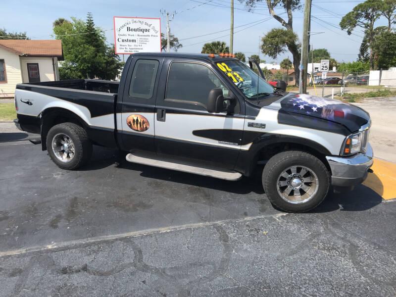 2002 Ford F-250 Super Duty for sale at Riviera Auto Sales South in Daytona Beach FL