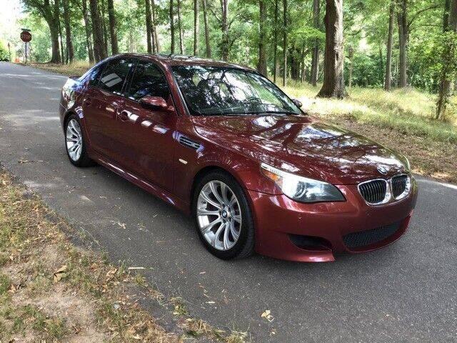 2007 BMW M5 for sale at Roadtrip Carolinas in Seneca SC
