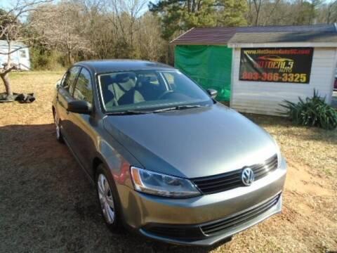 2011 Volkswagen Jetta for sale at Hot Deals Auto LLC in Rock Hill SC