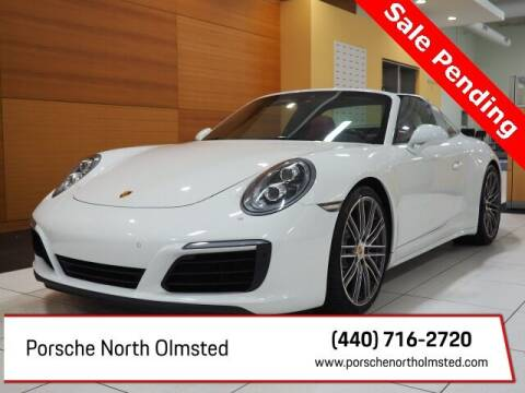 2017 Porsche 911 for sale at Porsche North Olmsted in North Olmsted OH