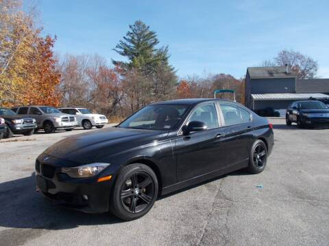 2013 BMW 3 Series for sale at Manchester Motorsports in Goffstown NH