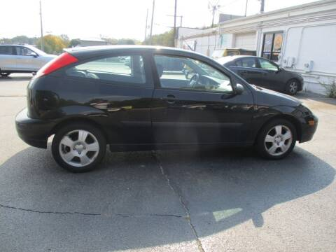2003 Ford Focus for sale at KEY USED CARS LTD in Crystal Lake IL