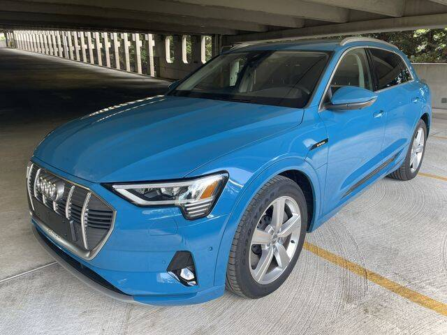 2019 Audi e-tron for sale in Gaithersburg, MD