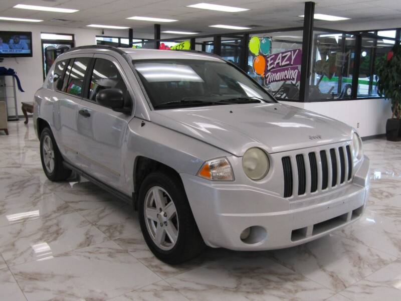 2008 Jeep Compass for sale at Dealer One Auto Credit in Oklahoma City OK