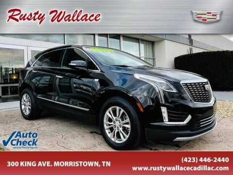 2020 Cadillac XT5 for sale at RUSTY WALLACE CADILLAC GMC KIA in Morristown TN