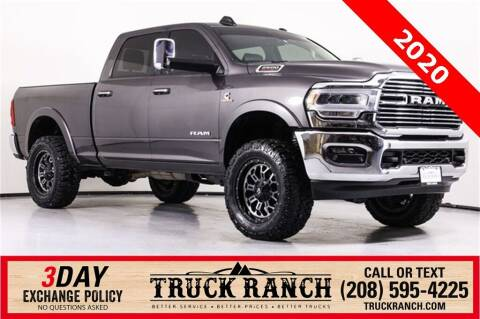 2020 RAM Ram Pickup 2500 for sale at Truck Ranch in Twin Falls ID