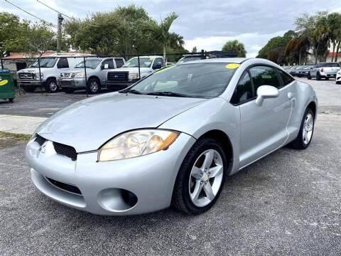 2008 Mitsubishi Eclipse for sale at EZ Own Car Sales of Miami in Miami FL