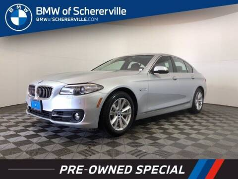 2015 BMW 5 Series for sale at BMW of Schererville in Shererville IN