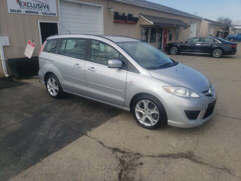 2009 Mazda MAZDA5 for sale at Exclusive Automotive in West Chester OH