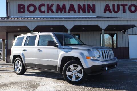 2017 Jeep Patriot for sale at Bockmann Auto Sales in St. Paul NE