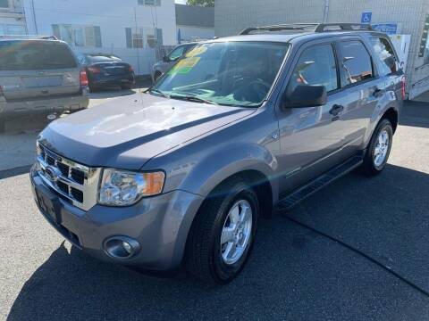 2008 Ford Escape for sale at Quincy Shore Automotive in Quincy MA