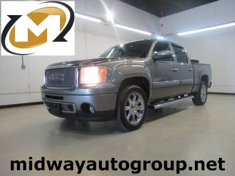 2013 GMC Sierra 1500 for sale at Midway Auto Group in Addison TX
