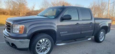 2010 GMC Sierra 1500 for sale at Superior Auto Sales in Miamisburg OH