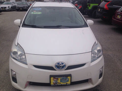 2010 Toyota Prius for sale at MR Auto Sales Inc. in Eastlake OH