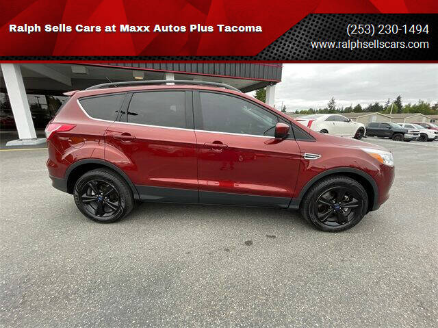 2016 Ford Escape for sale at Ralph Sells Cars at Maxx Autos Plus Tacoma in Tacoma WA