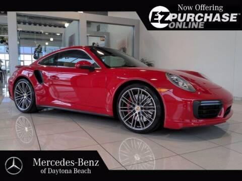 2018 Porsche 911 for sale at Mercedes-Benz of Daytona Beach in Daytona Beach FL