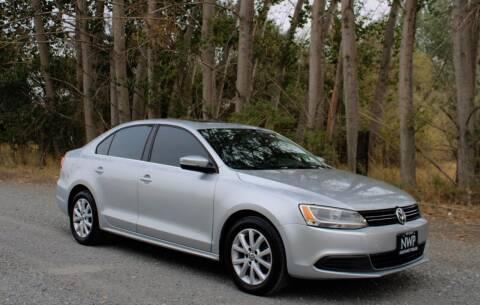2013 Volkswagen Jetta for sale at Northwest Premier Auto Sales in West Richland WA