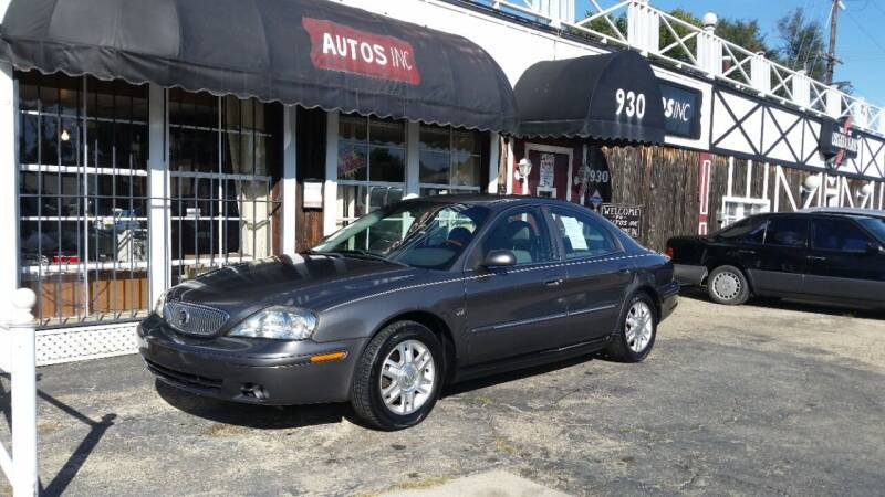 2005 Mercury Sable for sale at Autos Inc in Topeka KS