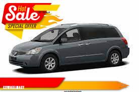 2009 Nissan Quest for sale at GOWHEELMART in Leesville LA