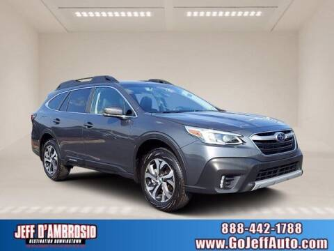 2020 Subaru Outback for sale at Jeff D'Ambrosio Auto Group in Downingtown PA
