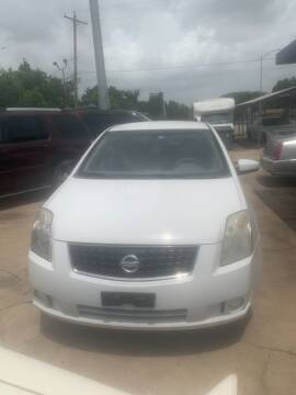 2008 Nissan Sentra for sale at FORD'S AUTO SALES in Houston TX