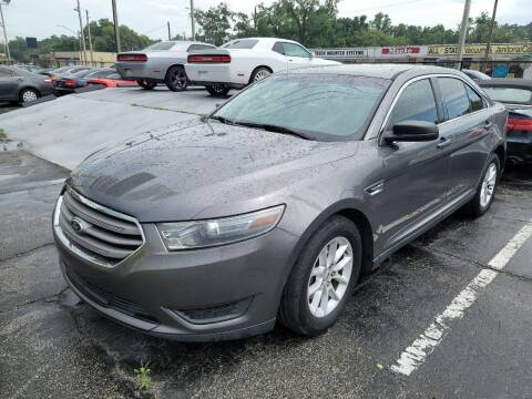 2014 Ford Taurus for sale at Castle Used Cars in Jacksonville FL