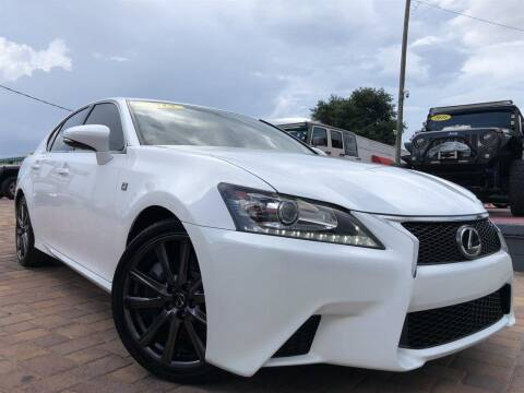 2015 Lexus GS 350 for sale at Cars of Tampa in Tampa FL