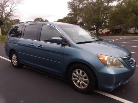 2008 Honda Odyssey for sale at Happy Days Auto Sales in Piedmont SC