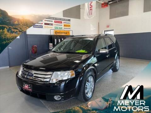 2008 Ford Taurus X for sale at Meyer Motors in Plymouth WI
