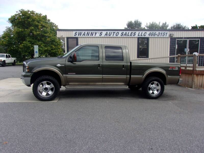 2004 Ford F-250 Super Duty for sale at Swanny's Auto Sales in Newton NC