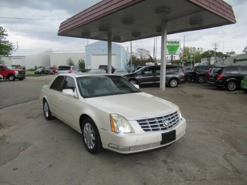 2008 Cadillac DTS for sale at Perfection Auto Detailing & Wheels in Bloomington IL