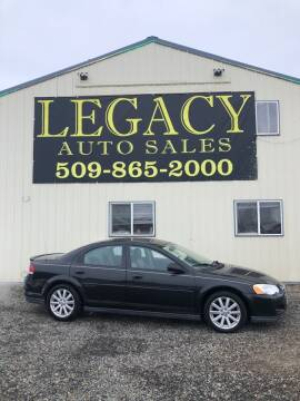 2006 Chrysler Sebring for sale at Legacy Auto Sales in Toppenish WA