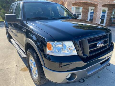 2007 Ford F-150 for sale at MITCHELL AUTO ACQUISITION INC. in Edgewater FL