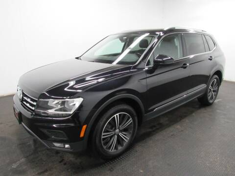2018 Volkswagen Tiguan for sale at Automotive Connection in Fairfield OH