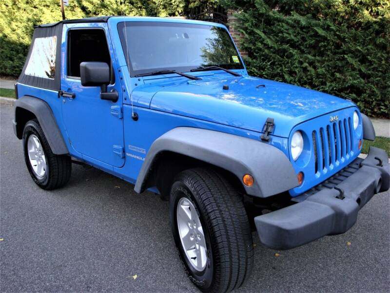 2011 Jeep Wrangler for sale at Cars Trader in Brooklyn NY