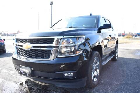 2015 Chevrolet Tahoe for sale at Atlas Auto in Grand Forks ND
